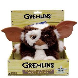Peluche di Gizmo che balla da Gremlins - NECA