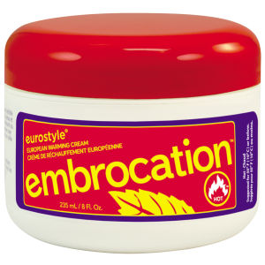 Paceline Eurostyle Embrocation Cream - 8oz Jar