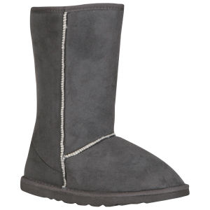 Odeon Women's Ugg Style Boots - Grey