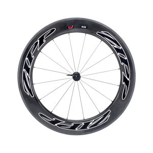 2013 Zipp 808 Firecrest Clincher Front Wheel - Beyond Black