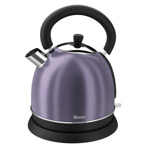 Swan 1.8 Litre Dome Kettle - Purple