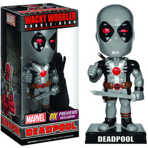 Marvel Deadpool X-Force Exclusive Wacky Wobbler