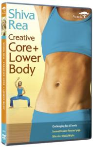 Shiva Rea - Core And Lower Body