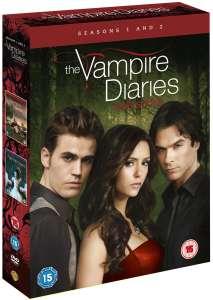 Vampire Diaries - Season 1-2