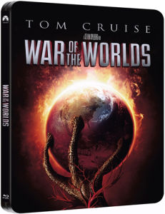 War of Worlds - Paramount Centenary Beperkte Editie Steelbook