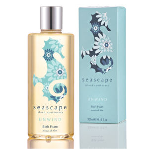 Seascape Island Apothecary Unwind Bath Foam (300 ml)