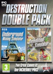 Destruction Double Pack - Tunnel Souterrain & Simulateur de Démolition