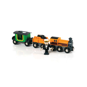 Brio Steam Travel Train