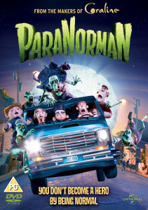 ParaNorman (Bevat Digital en UltraViolet Copies)
