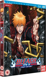 Bleach Movie 4: Hell Verse - Collectors Editie (Bevat 2)