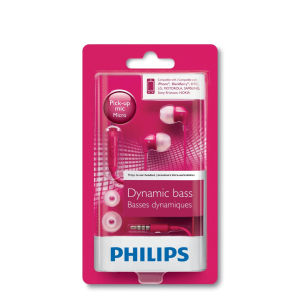 Philips SHE3595PK/00 Earphones - Pink