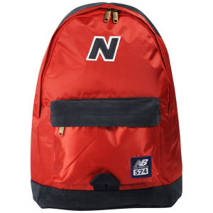 New Balance 574 Backpack - Red/Navy