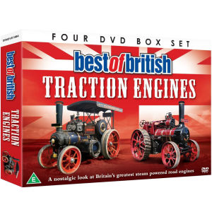 Best of British Tractions Engines