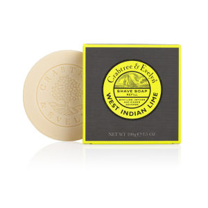 Crabtree & Evelyn West Indian LimeShave Soap Refill (100 g)