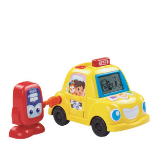 Vtech Fun Phonics Yellow Taxi Cab