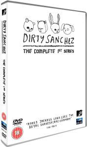 Dirty Sanchez - Seizoen 1 - Compleet