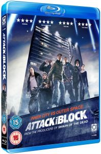 Attack Block (Single Disc)