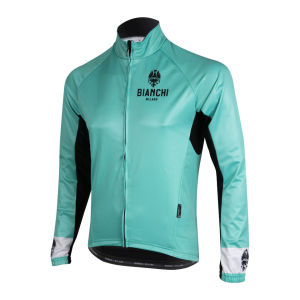 Bianchi Men's Classica Jacket - Celeste/Black