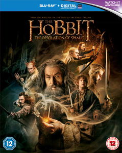 The Hobbit: The Desolation of Smaug (Bevat UltraViolet Copy)