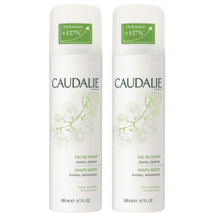 Caudalie Duo Grape Water (2 x 200ml, Worth $53)