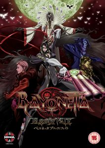 Bayonetta (The Movie): Bloody Fate