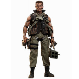 Hot Toys Commando John Matrix 1:6 Scale Figure