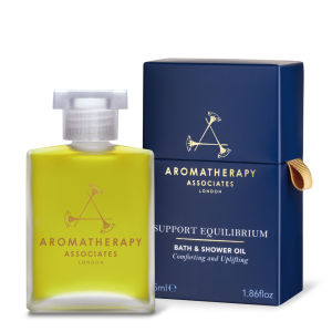 Aromatherapy Associates Support Equilibrium olejek pod prysznic i do kąpieli (55 ml)
