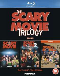 Scary Movie 1-3 (Scary Movie 3 Versión Extendida incl.)