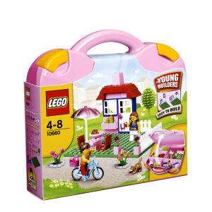 LEGO Bricks and More: House Suitcase (10660)