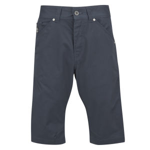 Jack & Jones Männer Colin Long Shorts - Marineblau