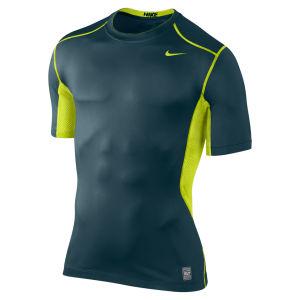 Nike Men's Hypercool Fitted Short Sleeve Top 2.0 - Nightshade Navy