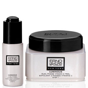 Erno Laszlo Luminous Dual Phase Vitamin C Peel (2 x 1,7oz)