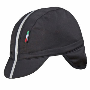 Nalini Giustino Windproof Cap - Black