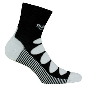 Bianchi Men's Legano Socks - Black/White