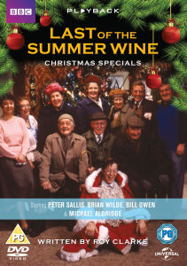Last of The Summer Wine: Das Weihnachtsspezial 1.  Auflage