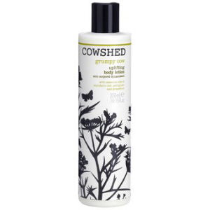 Cowshed Grumpy Cow Uplifting Body Lotion 10 oz