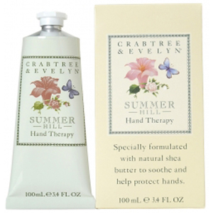 Summer Hill par Crabtree & Evelyn Thérapie pour Mains (100g)