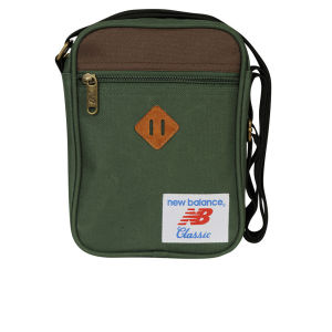 New Balance Indi Small Crossbody Bag - Green/Brown