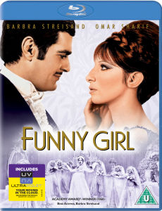 Funny Girl (Bevat UltraViolet Copy)