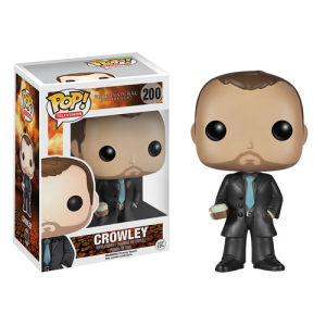 Figurine Pop! Crowley - Supernatural
