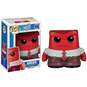 Disney Inside Out Anger Funko Pop! Figuur