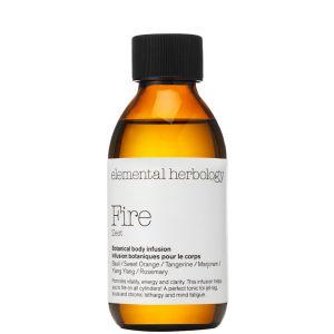 Elemental Herbology Massage Oil - Fire For Zest