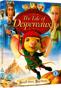 The Tale Of Despereaux - Limited Lenticular Edition