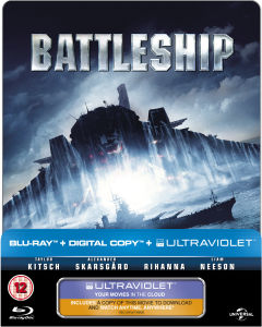 Battleship - Limited Edition Steelbook (Includes UltraViolet Copy)
