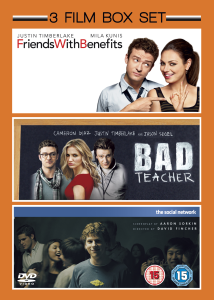 Friends with Benefits / Social Network / Bad Teacher