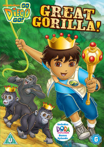 Go Diego Go: Great Gorilla