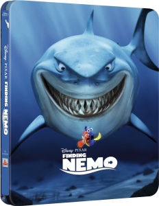 Finding Nemo - Zavvi Exclusive Limited Edition Steelbook (The Pixar Collection #1)