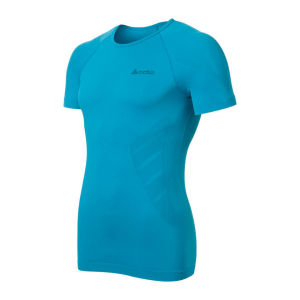 Odlo Evolution Light Ss Crew Neck Cycling Base Layer