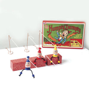 Humpty Dumpty - Retro Board Game