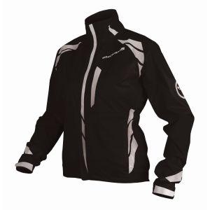 Endura Women's Luminite II Pakajak Jacket - Black